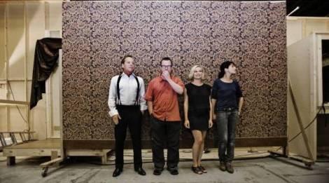 """Sutherland, von Trier, Dunst y Gainsbourg en la presentación de """"Melancolía"""""""