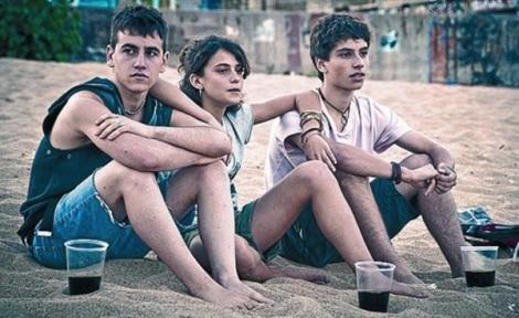Una imagen de Los niños salvajes, triunfadora de Málaga 2012