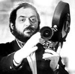 Stanley Kubrick durante el rodaje de una de sus películas