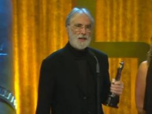 Haneke recoge el Premio del Cine Europeo a mejor película para su 'Amor'