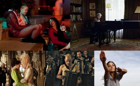 'Camille redouble', 'Amor', 'Adiós a la reina', 'Holy Motors' y 'De óxido y hueso', las favoritas a los César