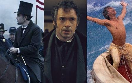 'Lincoln', 'Les misérables' y 'La vida de Pi', las favoritas a los BAFTA