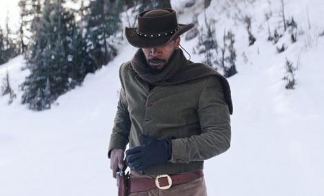 Django (Jamie Foxx) pasa de esclavo a hombre libre para liberar a su mujer y completar su venganza