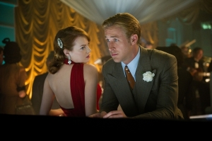 Ryan Gosling y Emma Stone ejercen de guapos en 'Gangster Squad'