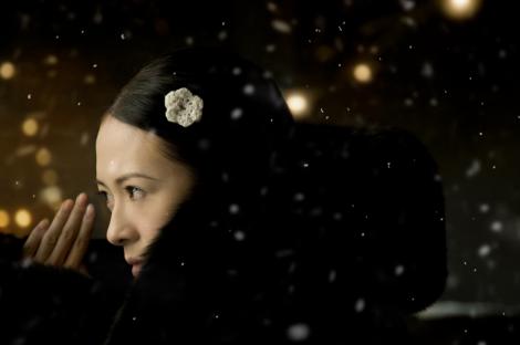 Primeras imágenes de la nueva película de Wong Kar Wai, The Grandmaster